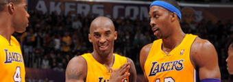 Jamison, Kobe y Howard