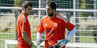 Casillas y Diego López