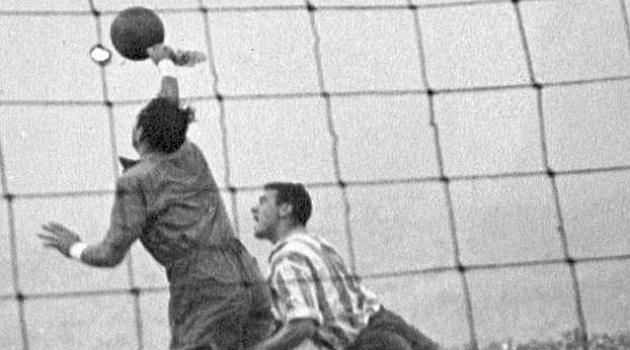 Fallece Eizaguirre, portero de España en el Mundial de Brasil 50