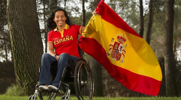 Teresa Perales: Espa�a necesita los Juegos m�s que nunca