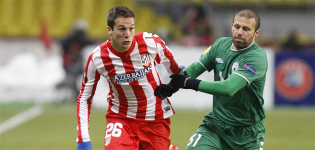 Barcelona has first refusal on Manquillo and Sa�l