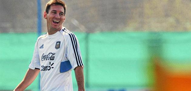 El Bar�a pedir� a la AFA que libere a Messi