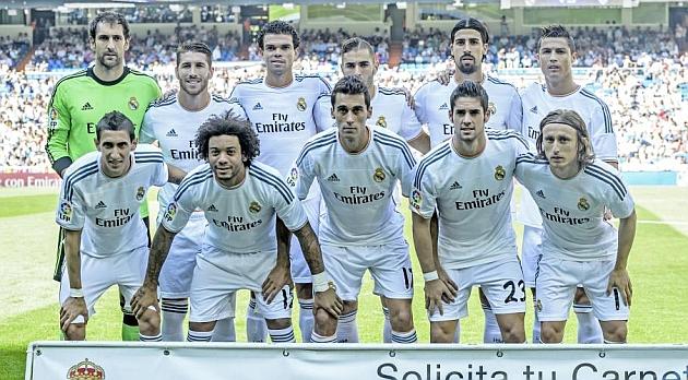 El Madrid es el club m�s valioso del mundo: 2.575 millones