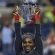 Rep�ker de Serena Williams en el US Open