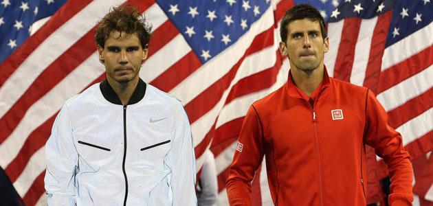 Nadal: Nadie me hace ir al l�mite tanto como Djokovic