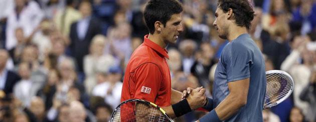 Djokovic: Rafa se mereci� la victoria y el trofeo