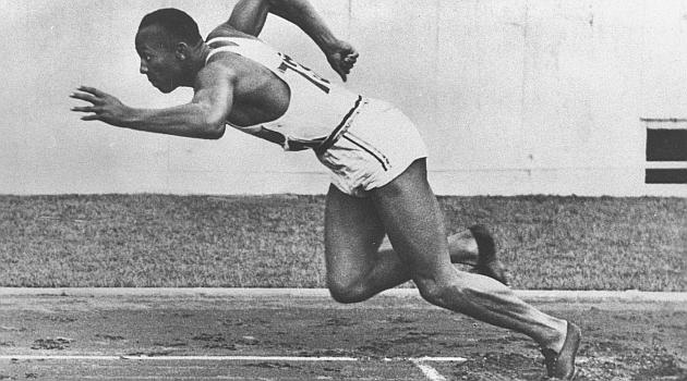 Francia homenajea a Jesse Owens en el centenario de su nacimiento