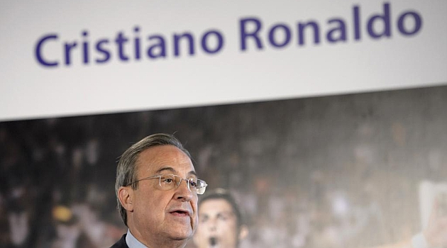 Florentino P�rez: Cristiano can continue this incredible dynasty of unique players