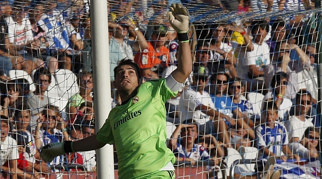 Casillas to face bombardment