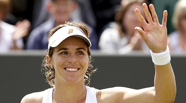 Mar�a Jos� Mart�nez deja el tenis temporalmente