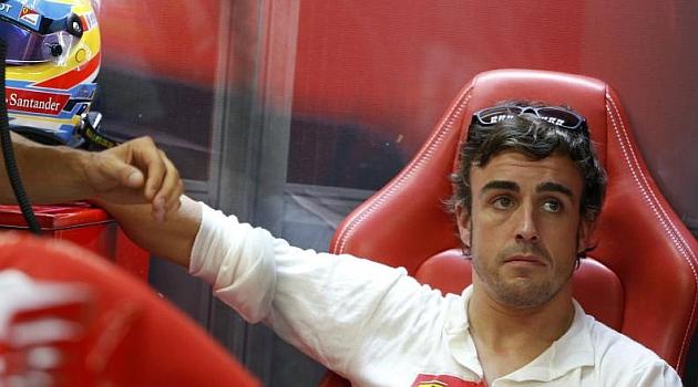 Alonso: Hay que ser realistas, volvemos a ser s�ptimos