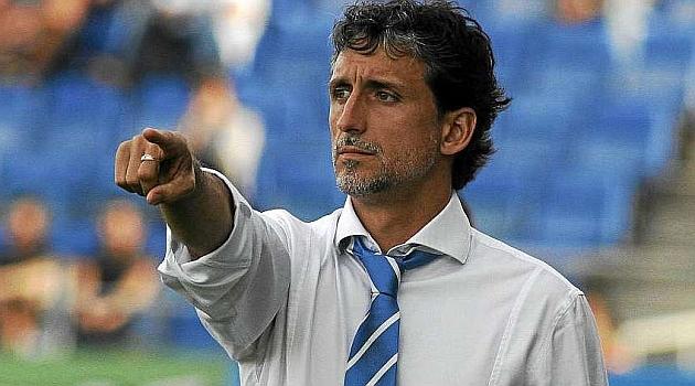 Amaral sustituye a Alfaro como técnico del Huesca