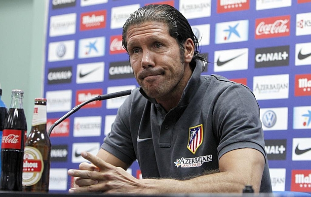 Simeone: Real Madrid is better than us