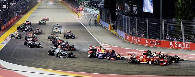 La FIA anuncia un Mundial de F1 con 22 carreras