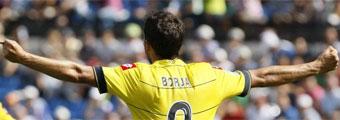 Borja lidera el triunfo del Deportivo ante un Hércules desquiciado