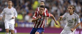 Villa: Inolvidable mi primer derbi madrileño, inmenso todo el equipo