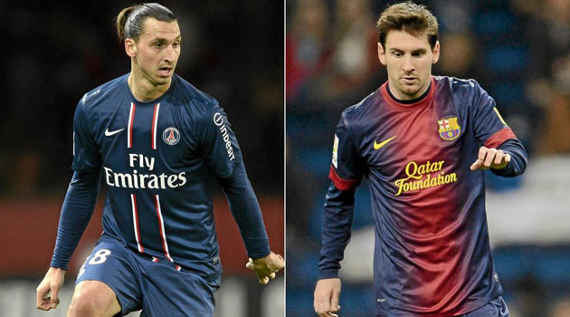 Todo empez� con un SMS enviado por Messi a Guardiola