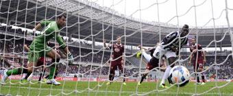 Torino 0-1 Juve