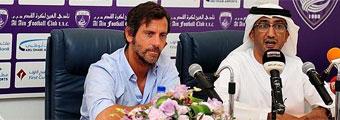Sánchez Flores, presentado como entrenador del Al Ain