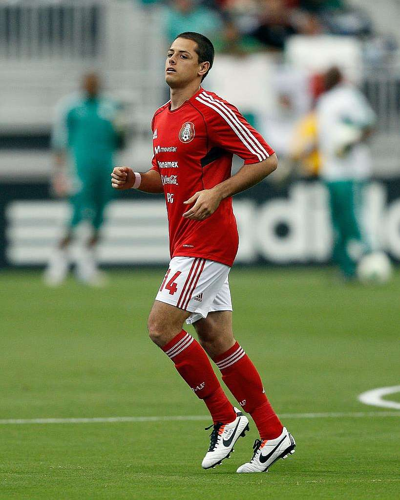 """Javier Hernandez Real Madrid: Chicharito: """"I Lost All Confidence In Myself"""""""