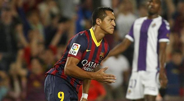 Alexis: Neymar no se ha disfrazado de Messi sino de Neymar