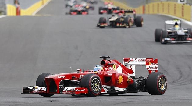 Alonso: Ha salido todo un poco al revés