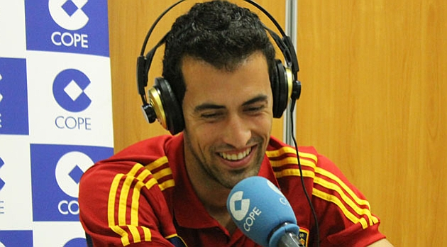 Busquets: Play-acting? It's being smart