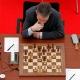 Aronian gana en Bilbao tras casi 5 horas y se empareja en puntos con Adams