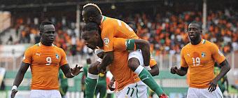 Costa de Marfil, cerca de su tercer Mundial consecutivo