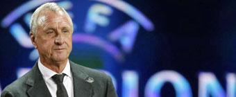 Cruyff: Neymar es más fácil de defender que Messi