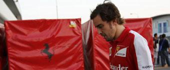 Alonso: El cuarto puesto era lo máximo