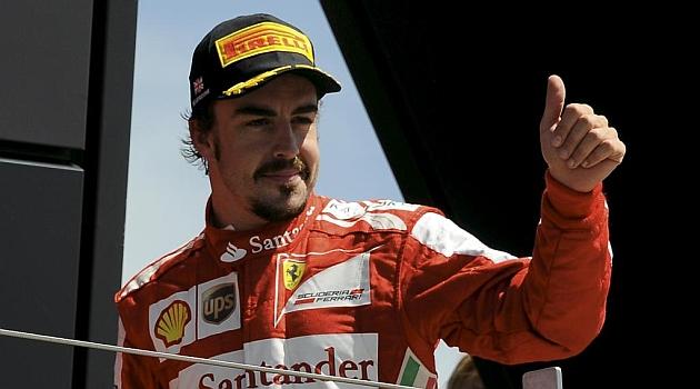 Alonso, el mejor piloto de la historia para los ingleses