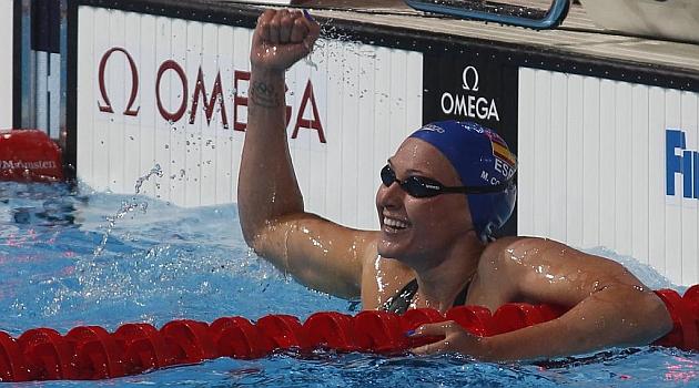 Doblete de Melani Costa y Mireia Belmonte en 400 libre