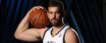 Designan a Marc Gasol uno de los diez mejores jugadores de la NBA