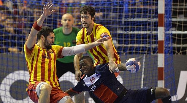 El Barcelona presenta sus credenciales en Par�s