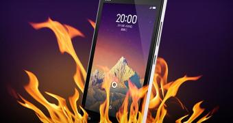 Un Xiaomi sale ardiendo y explota en China, hiriendo a su propietario