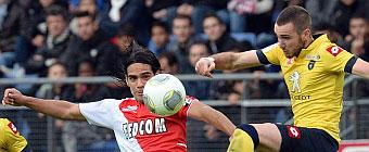 El M�naco pincha en Sochaux y se descuelga del PSG