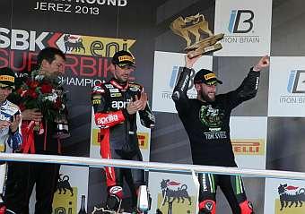 El brit�nico Tom Sykes se proclama campe�n del mundo de Superbikes