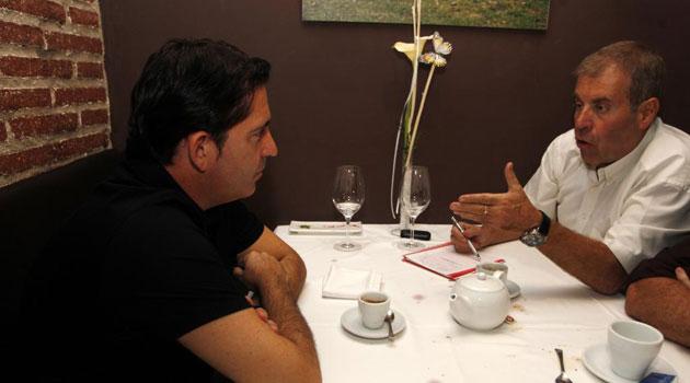 Xavi Pascual en MARCA: Me tildan de amarrategui y de llorón… y no es verdad