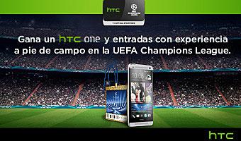HTC One busca fotógrafo para la Champions