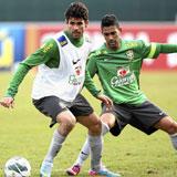 Scolari llama a Diego Costa