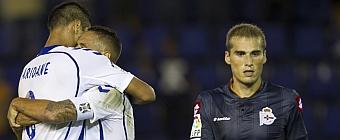 El Tenerife pone fin a la racha del Deportivo a domicilio