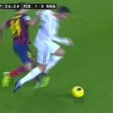 Undiano no se�al� un penalti de Mascherano a Ronaldo