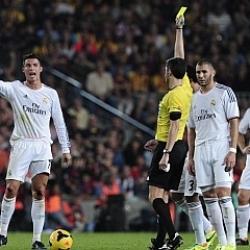 El cabreo de Cristiano Ronaldo con Undiano Mallenco