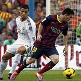 Messi gris, Cristiano sin gol