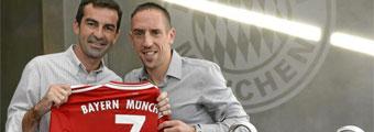 Ribéry: Si gano, sería un Balón de Oro para el Bayern