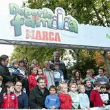 Más de mil familias practican Deporte en Familia