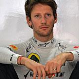 Grosjean: Vettel no está a otro nivel de pilotaje