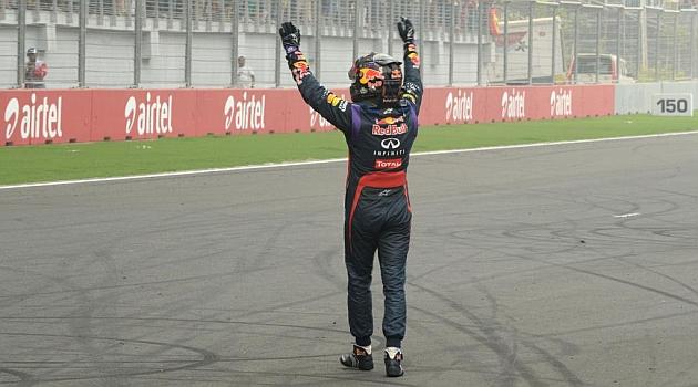 Vettel iguala a Prost