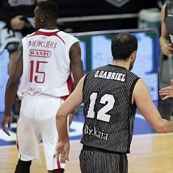 El Bilbao Basket apabulla al Spirou